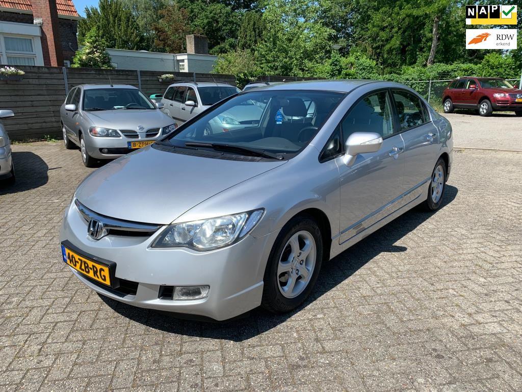 Honda Civic occasion - Autobedrijf Leudal