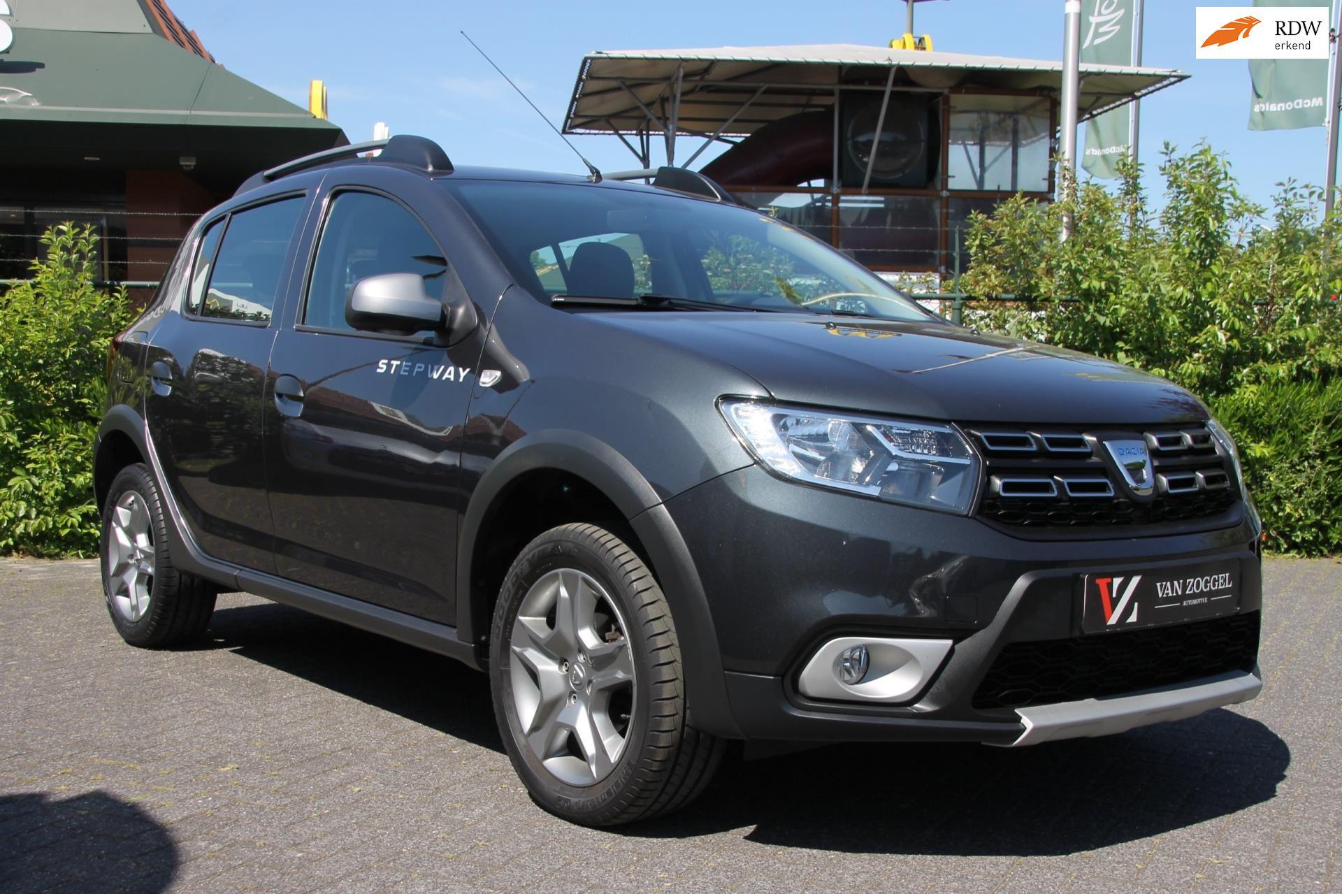 Dacia Sandero occasion - Van Zoggel Automotive