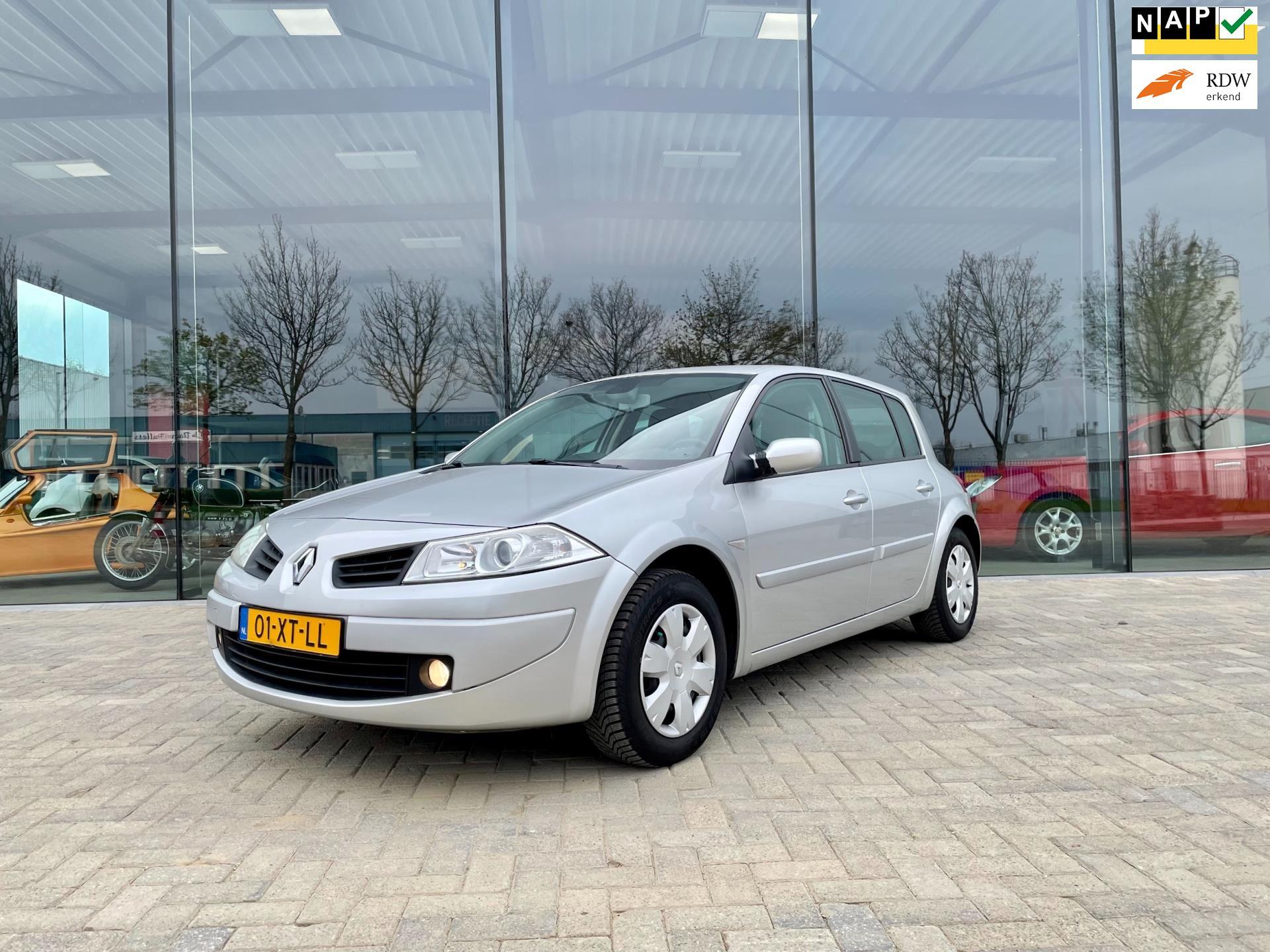 Renault Megane occasion - auto Harmen