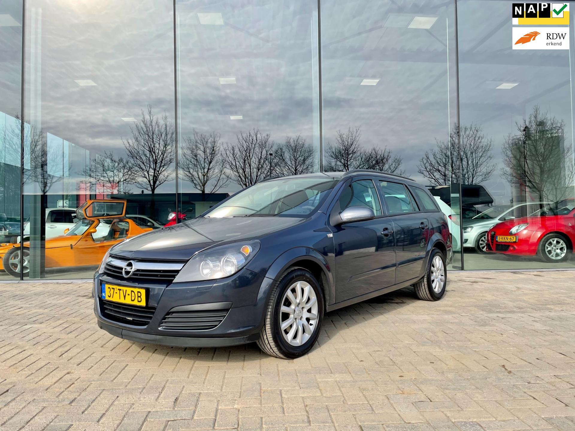 Opel Astra occasion - auto Harmen