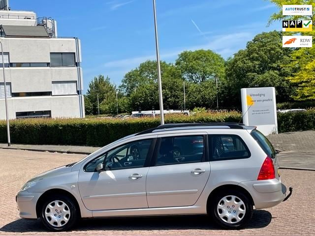Peugeot 307 Break occasion - Jesse de Koning Auto`s
