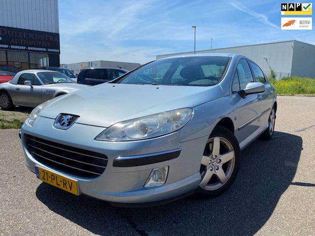 Peugeot 407 2.2-16V XR Pack met Climate, CruiseCon, trekhaak