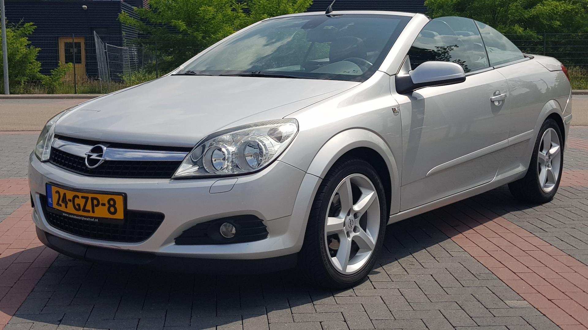 Opel Astra TwinTop occasion - Autobedrijf R. Walhof