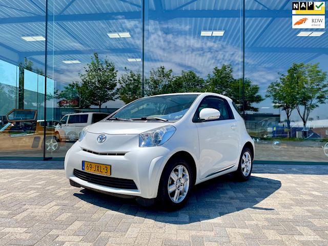 Toyota IQ 1.0 VVTi Comfort LEDER | NAVI | AIRCO | CRUISE CONTROL | PARLEMOER