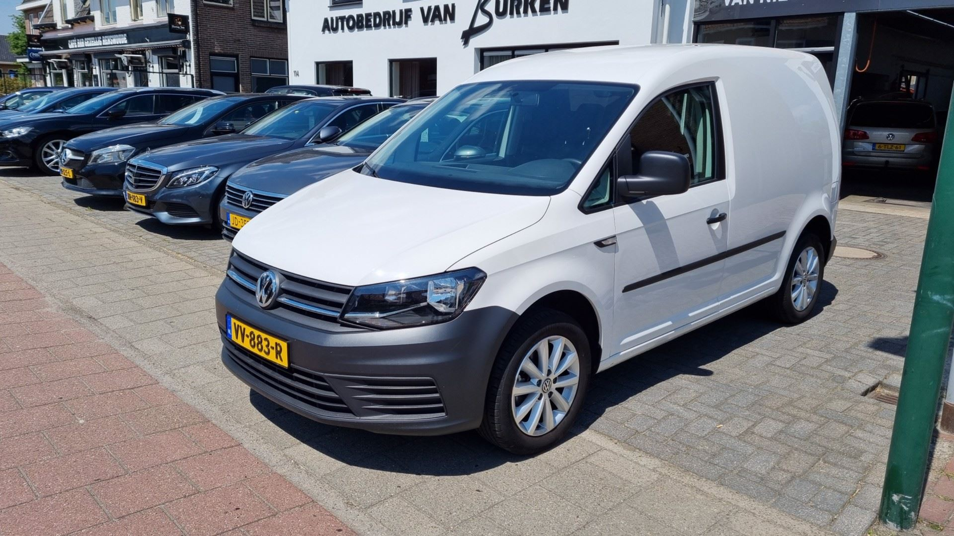 Volkswagen Caddy occasion - Autobedrijf van Burken