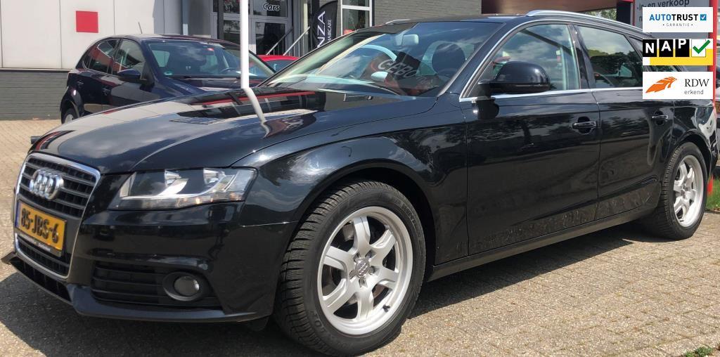 Audi A4 Avant occasion - Gebo Auto's