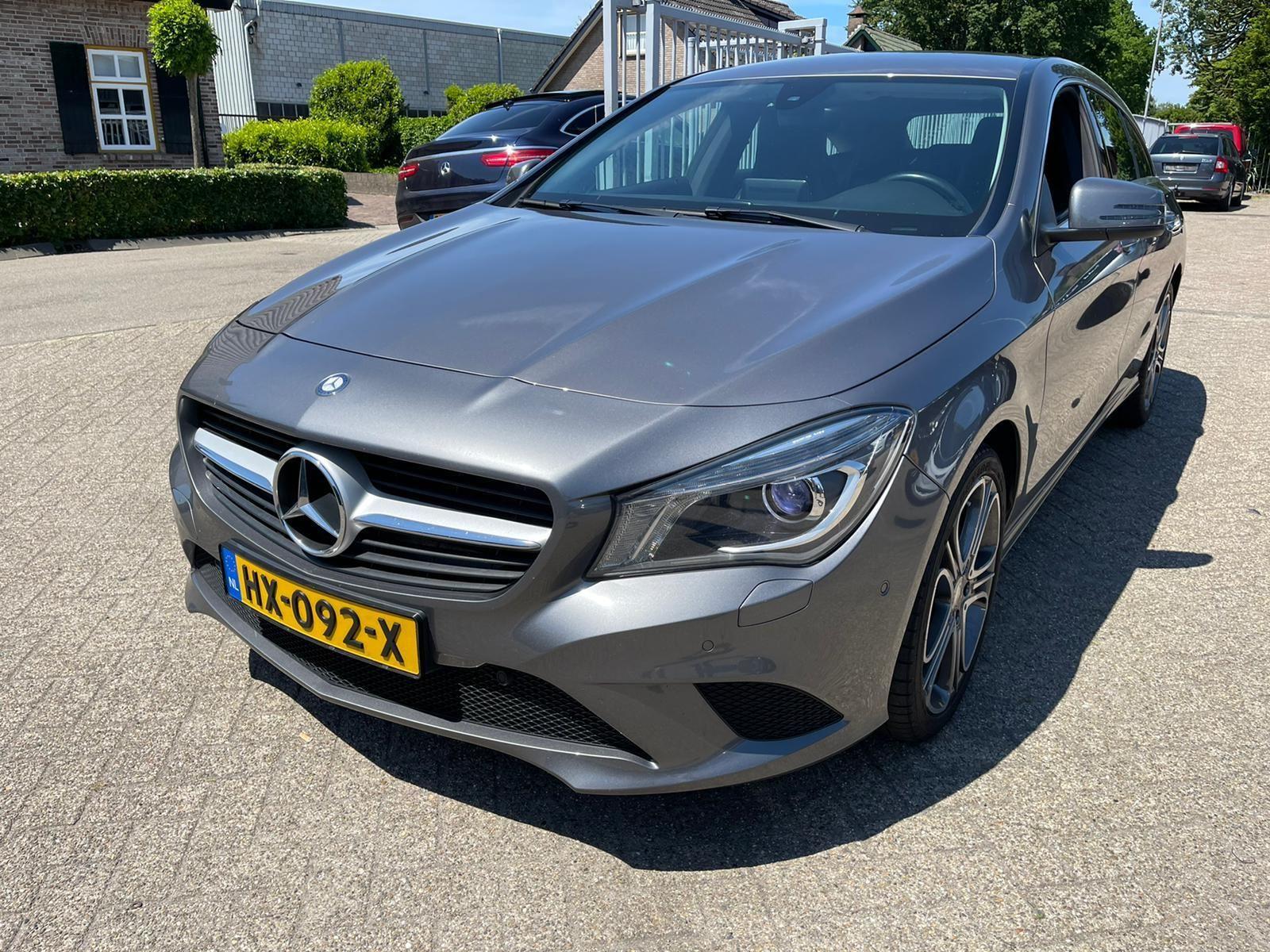 Mercedes-Benz CLA-klasse Shooting Brake occasion - DDM Export B.V.