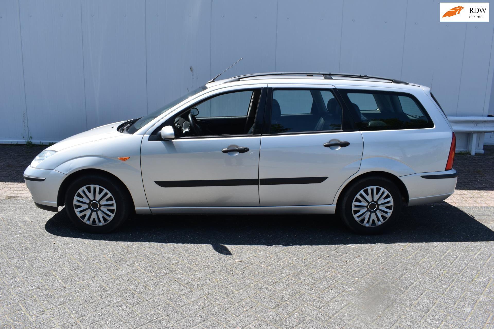 Ford Focus Wagon occasion - Automobielbedrijf Vitess