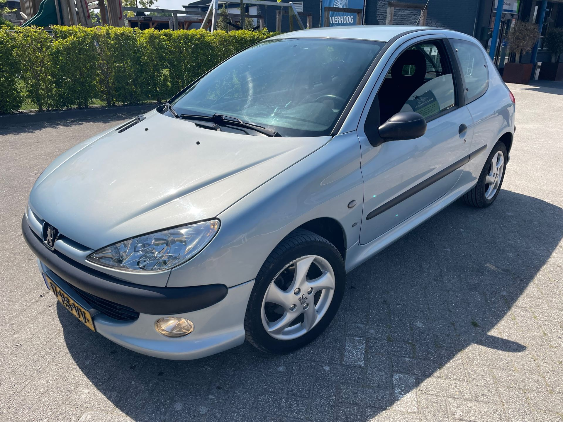 Peugeot 206 occasion - Limited Car