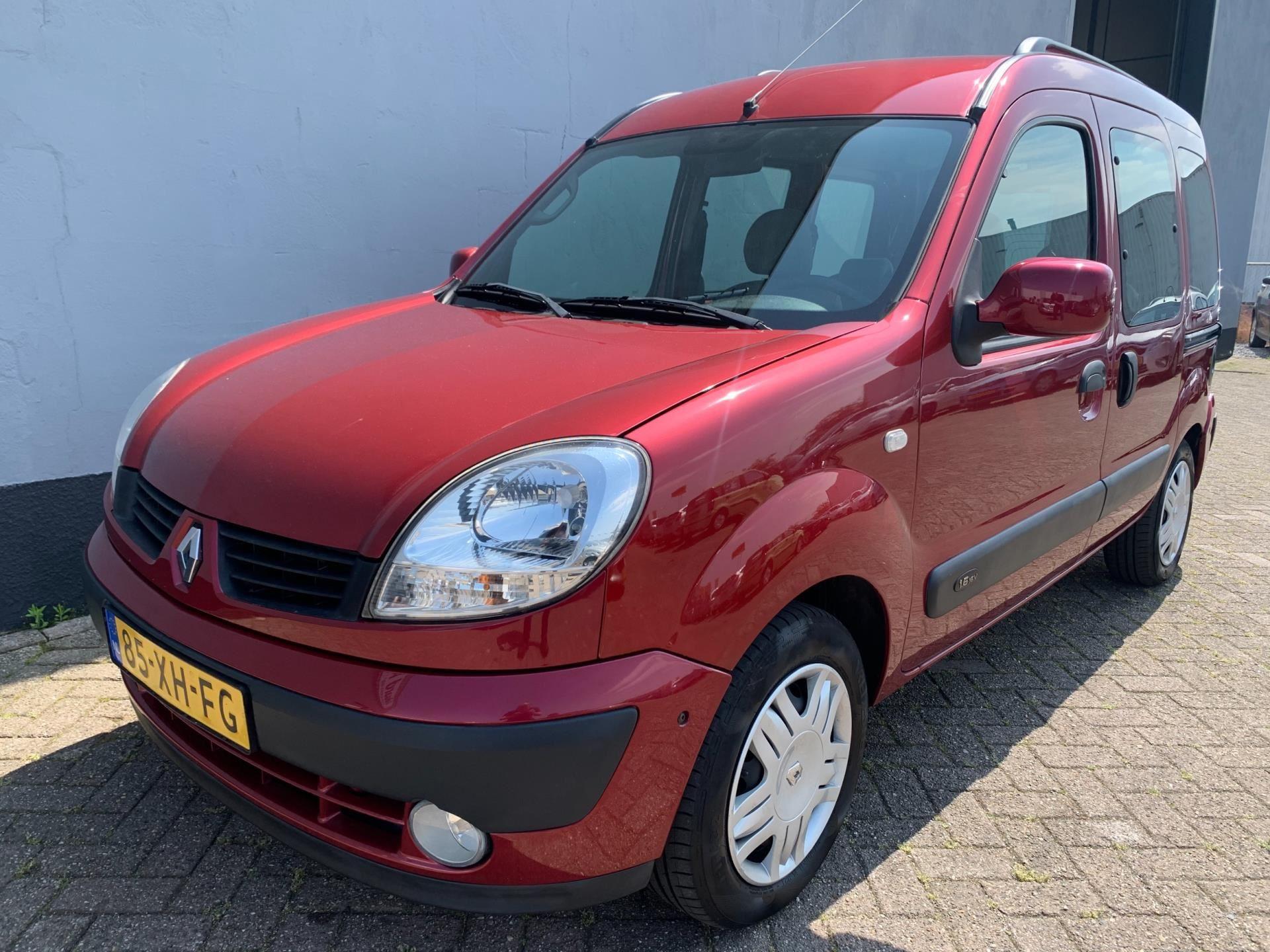Renault Kangoo occasion - Eduard Auto's vof