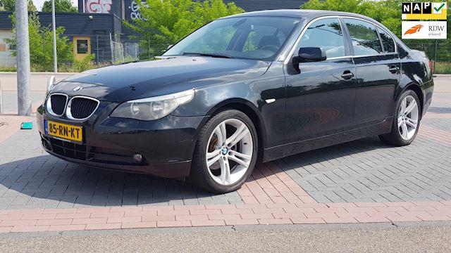 BMW 5-serie occasion - Autobedrijf R. Walhof