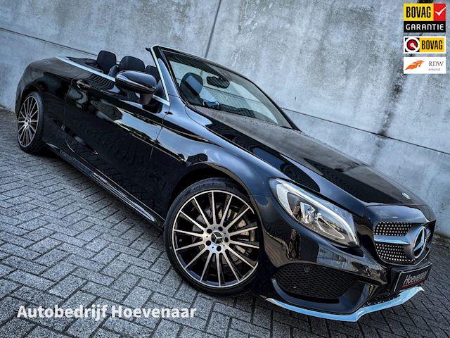 Mercedes-Benz C-klasse Cabrio 180 CABRIO AMG 19INCH NAVI PERFECTE STAAT DEALER ONH