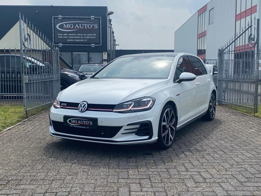 Volkswagen Golf occasion - MG Auto's