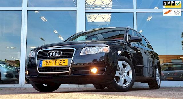 Audi A4 Avant 1.8 Turbo Pro Line 1e Eigenaar Navi Leer