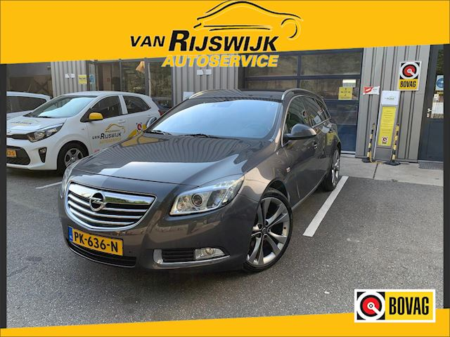 Opel Insignia Sports Tourer 2.8 T Cosmo 4x4 automaat