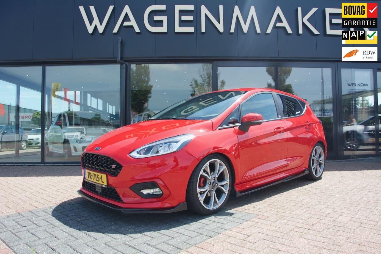 Ford Fiesta occasion - Wagenmaker Auto's