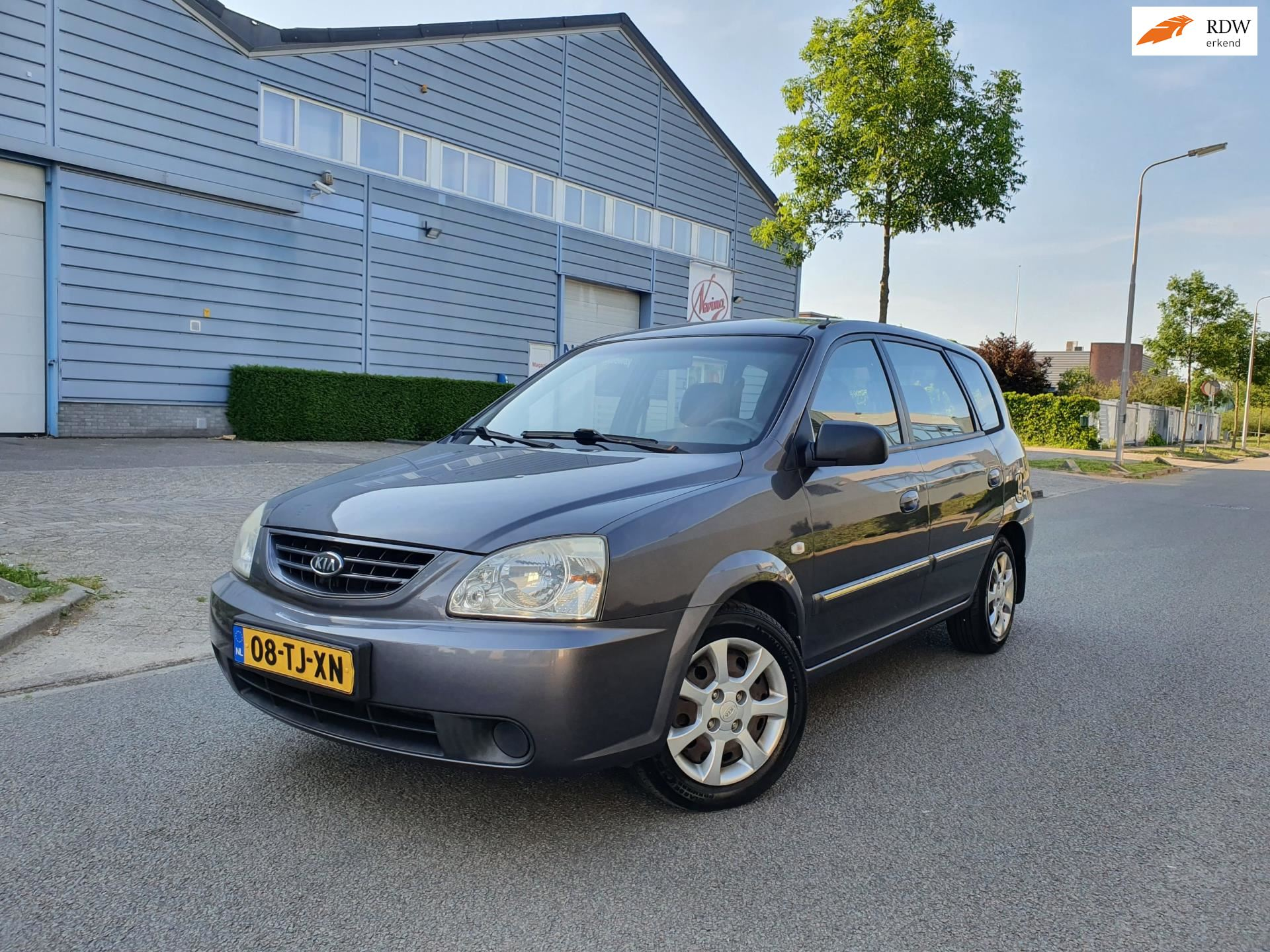 Kia Carens occasion - Autohandel Direct