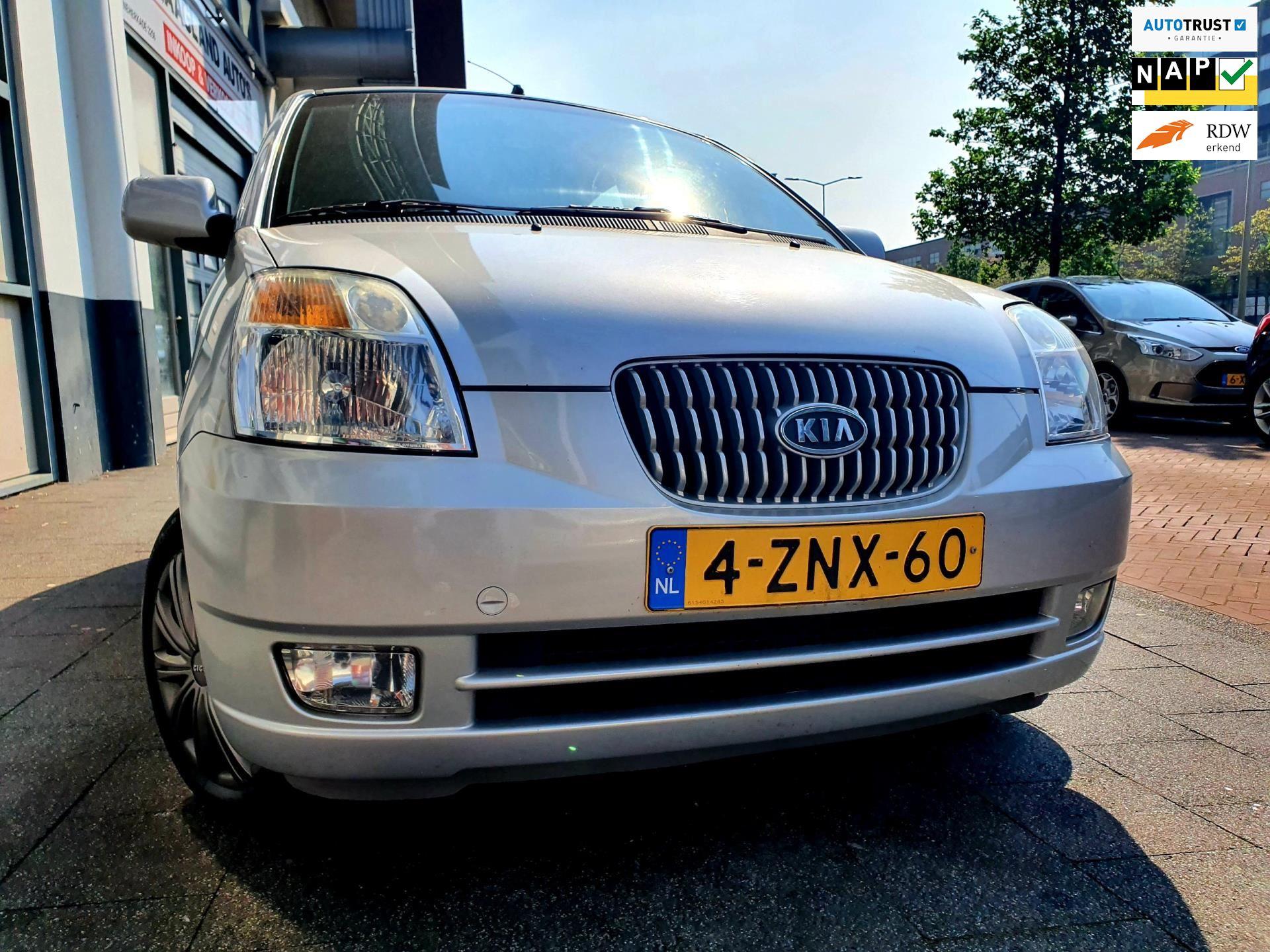 Kia Picanto occasion - Haagland Auto's