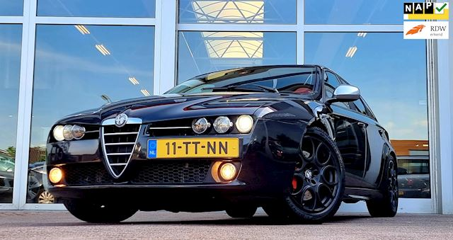 Alfa Romeo 159 Sportwagon 2.4 JTD Q-Tronic Distinctive