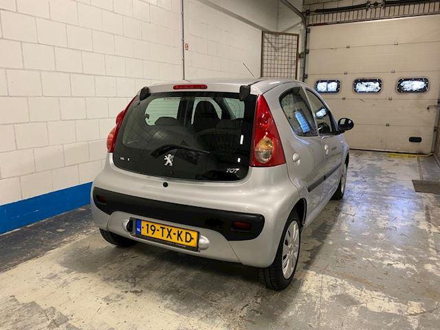 Peugeot 107 1.0-12V XS 5-Deurs/Elek.Ram/Nap/Apk/NL Auto!
