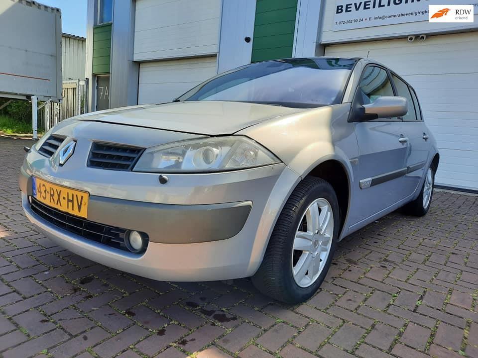 Renault Mégane occasion - Handelsonderneming Schouten