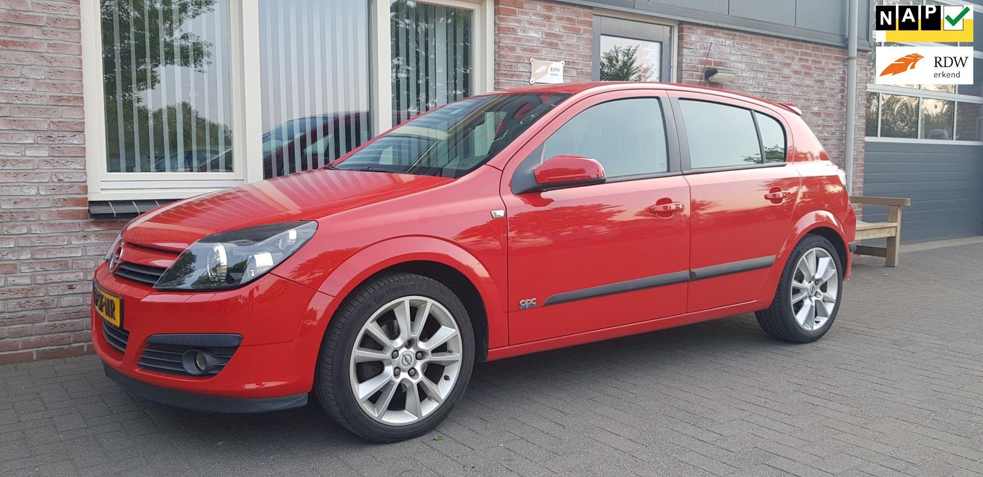 Opel Astra occasion - Autobedrijf Achterberg