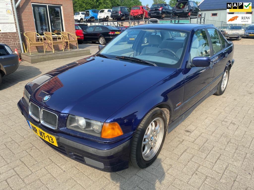 BMW 3-serie occasion - Autohandel H. van Olst