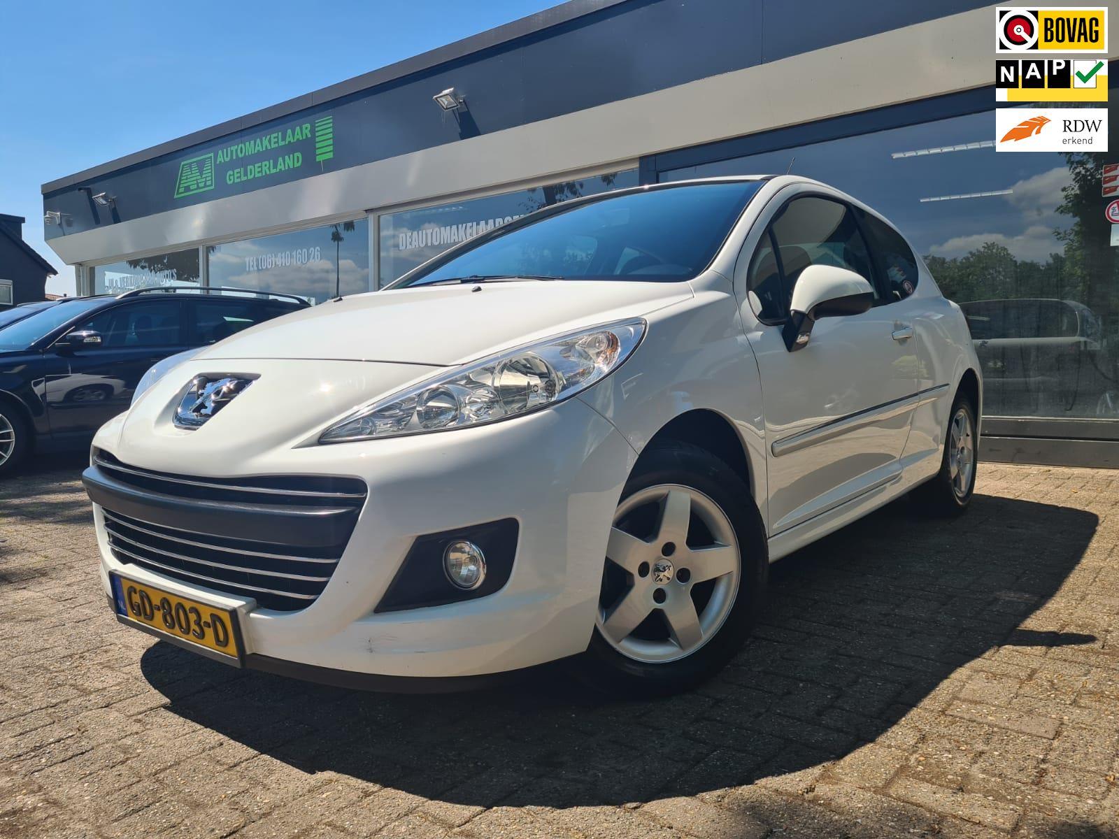 Peugeot 207 occasion - De Automakelaar Gelderland