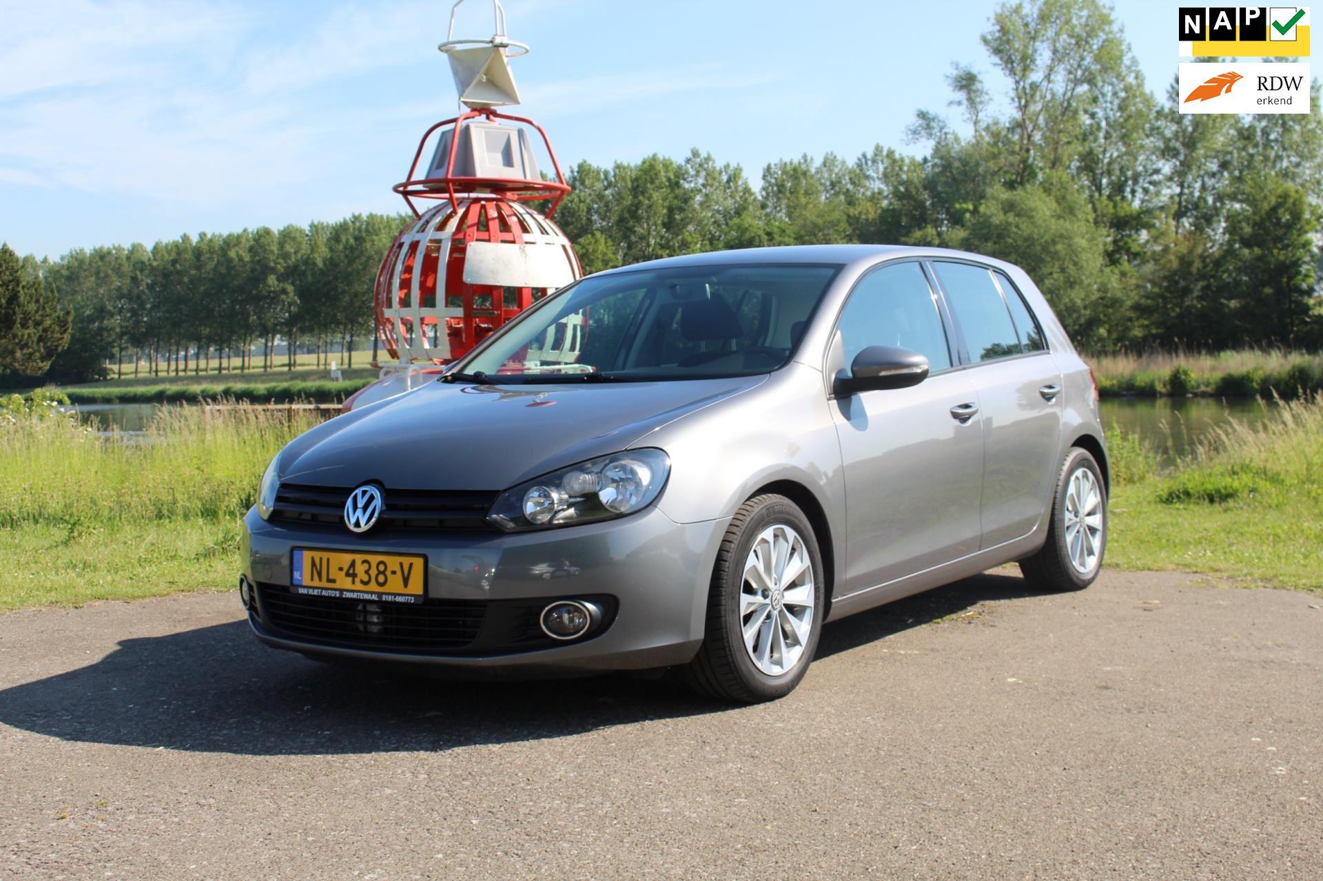 Volkswagen Golf occasion - Van Vliet Auto's