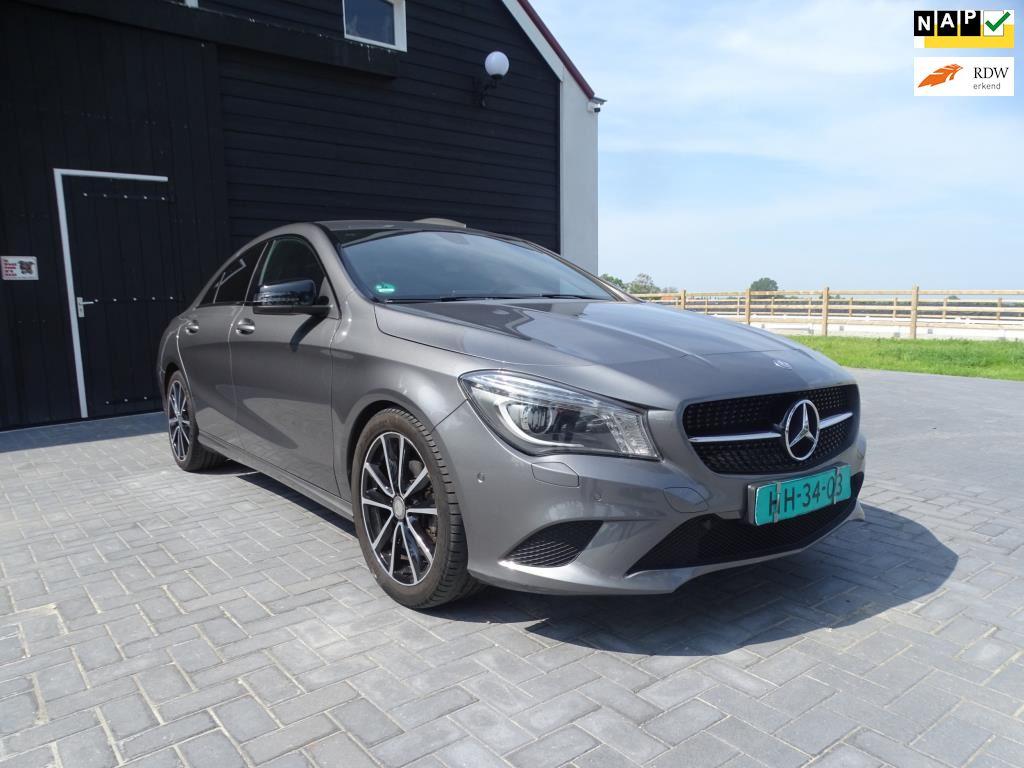 Mercedes-Benz CLA-klasse occasion - Calimero Cars