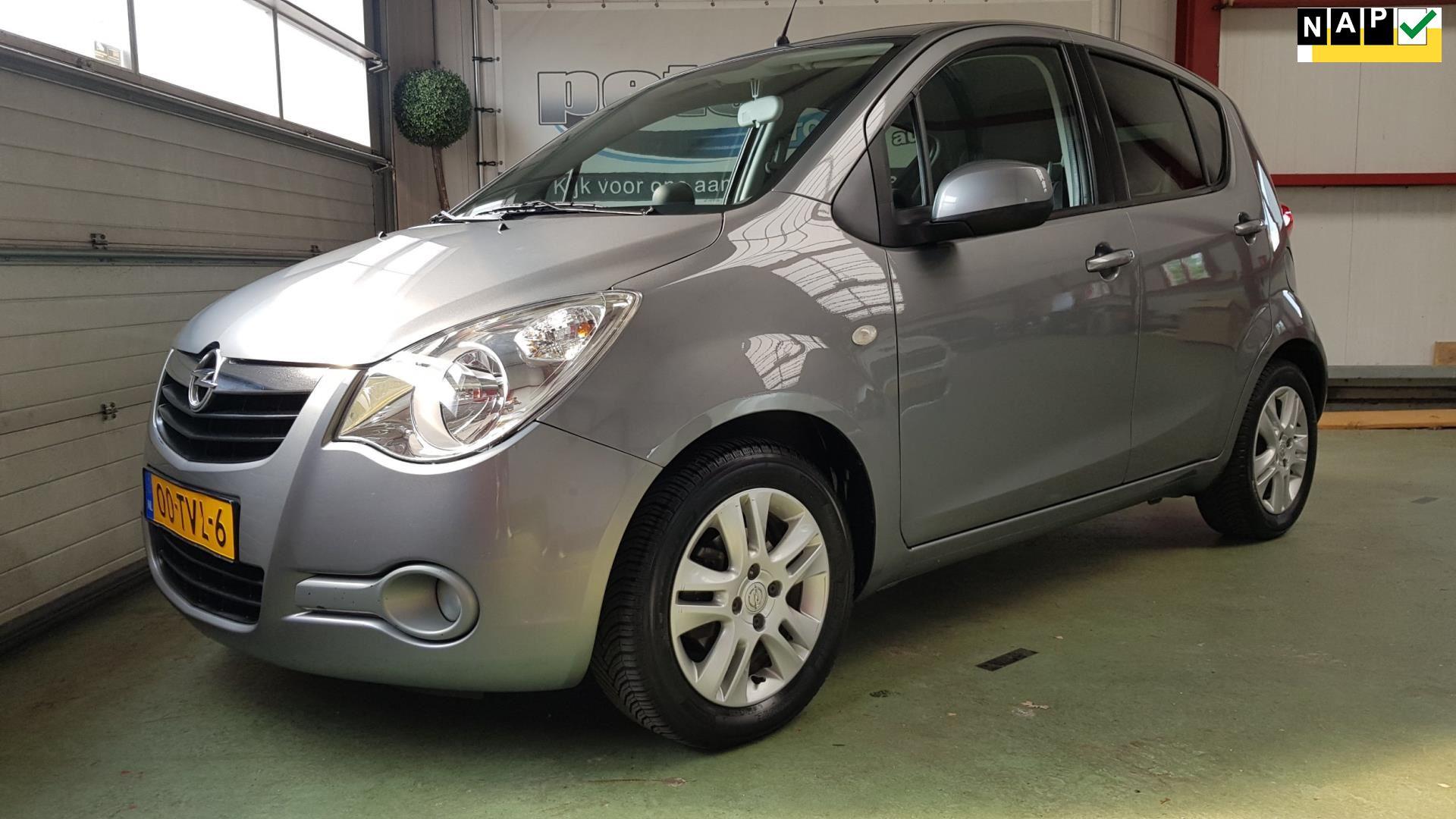 Opel Agila occasion - Peters Auto's