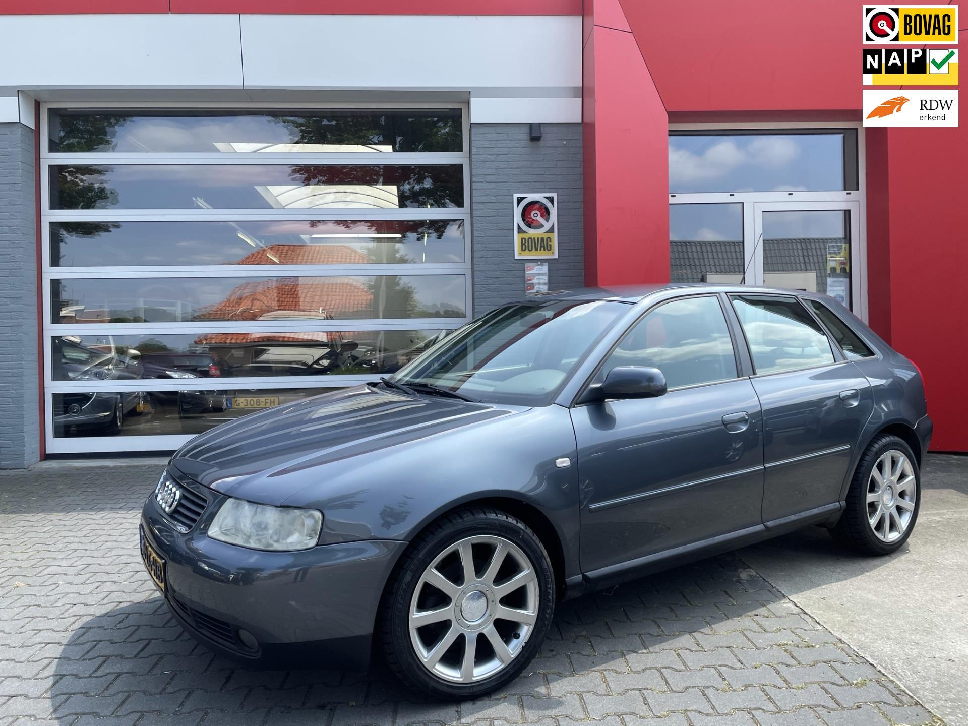 Audi A3 occasion - Autobedrijf Slots BV