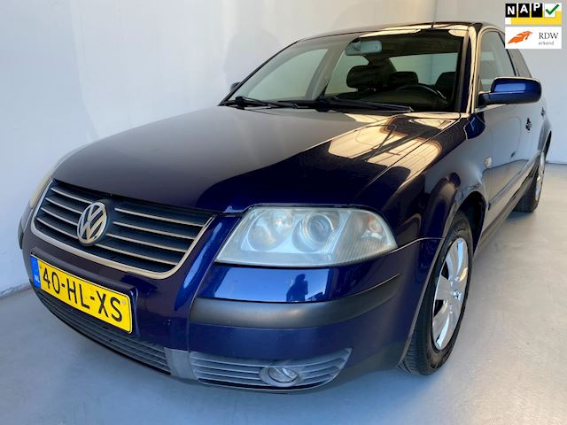 Volkswagen Passat 2.0 Trendline Climate Navigatie Elek.ramen