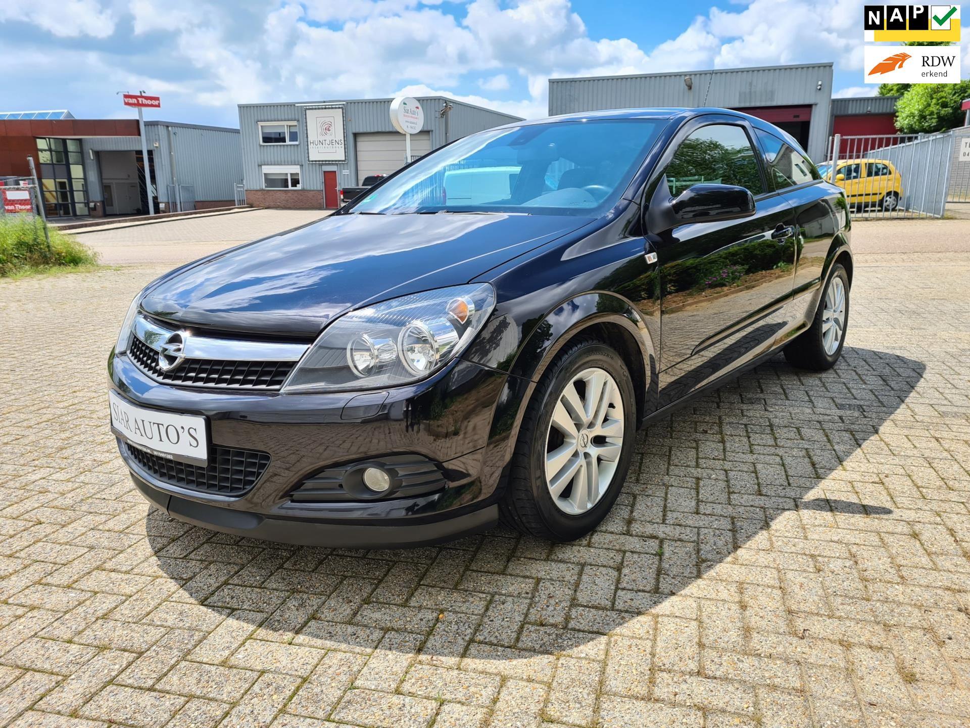 Opel Astra GTC occasion - Siar Auto's