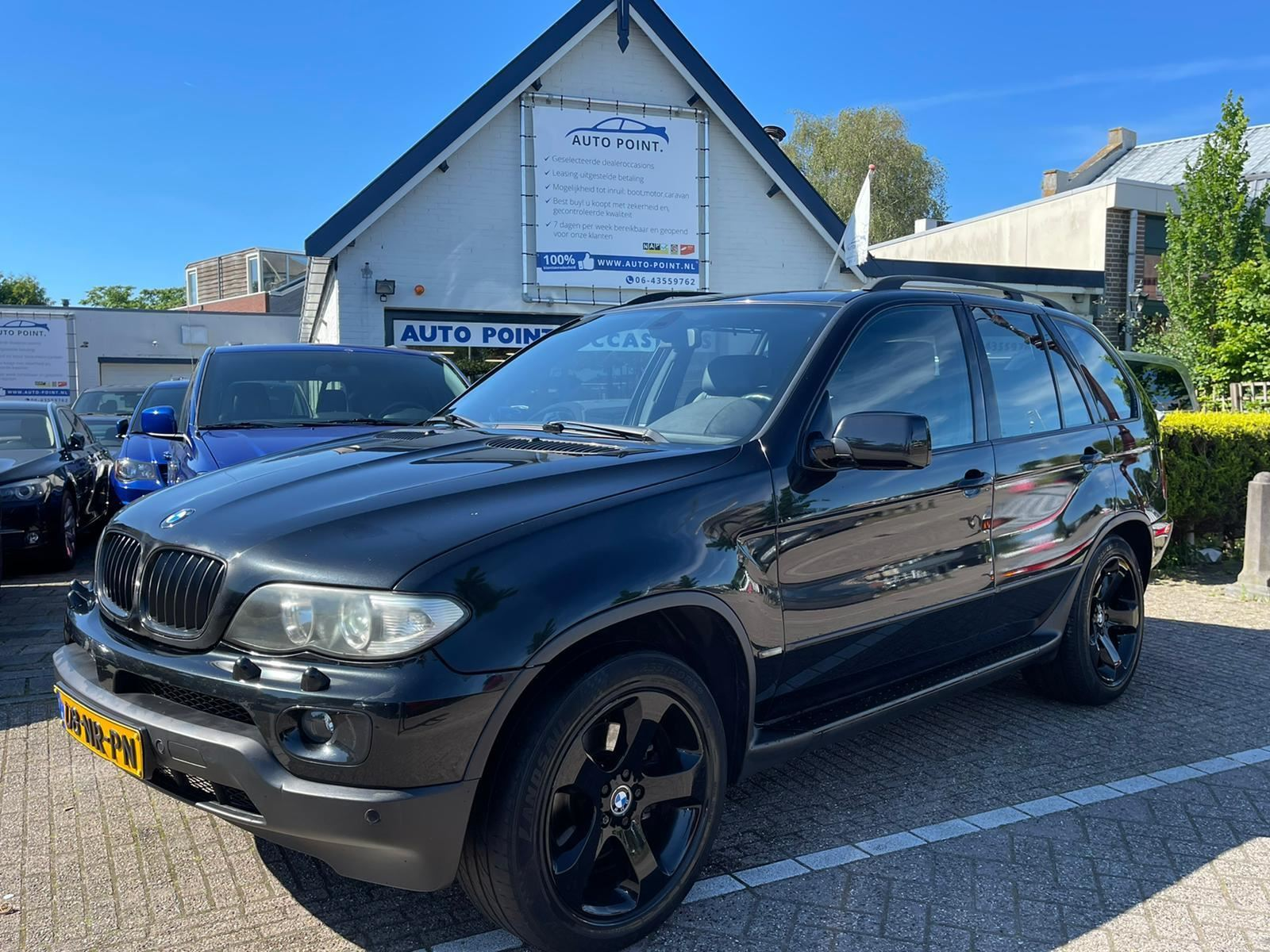 BMW X5 occasion - Auto Point