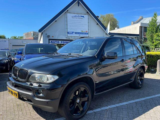 BMW X5 3.0i 4x4 High Executive youngtimer automaat rijd perfect