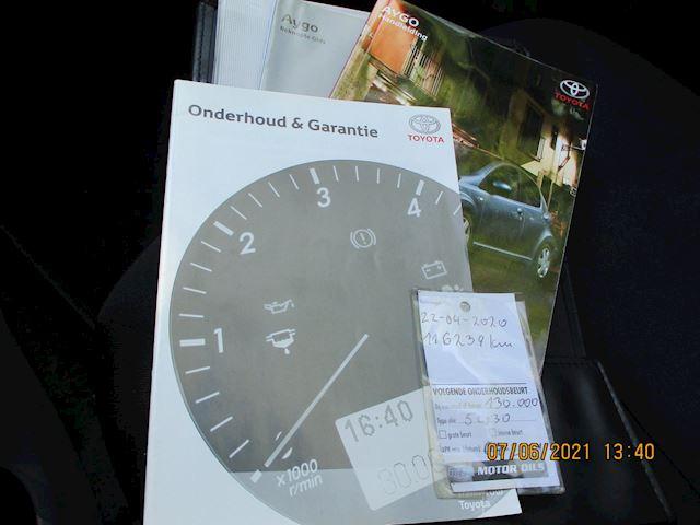 Toyota Aygo 1.0-12V Access 5 Drs met Stuurbekrachtiging