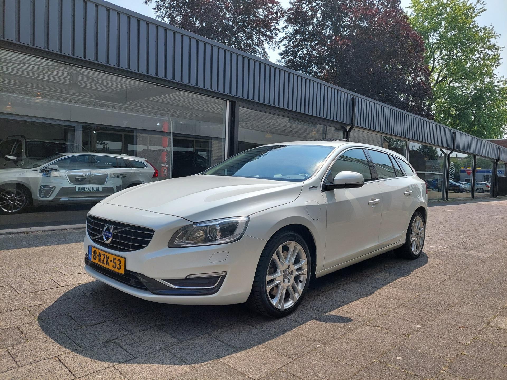 Volvo V60 occasion - Mijn Volvo Specialist