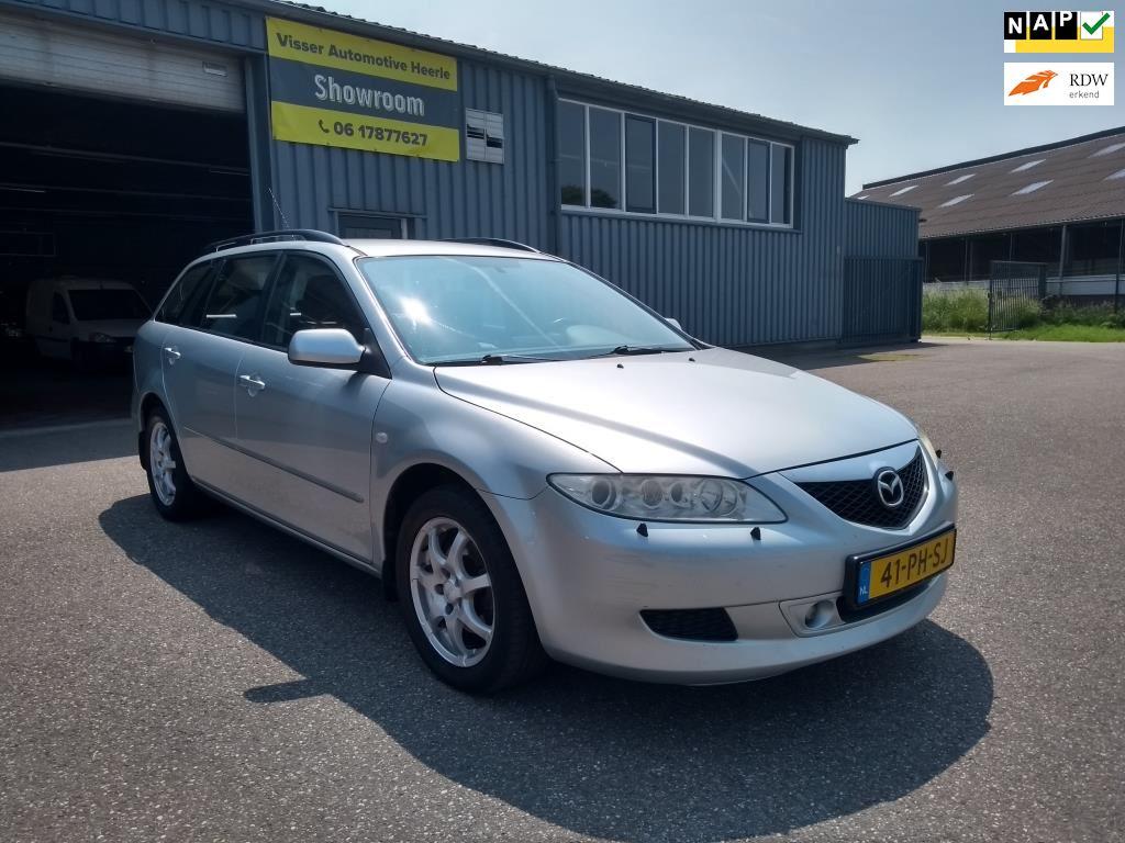 Mazda 6 Sportbreak occasion - Visser Automotive Heerle