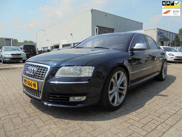 Audi S8 5.2 quattro Advance, 450PK, Navi, Leder, Nieuwstaat