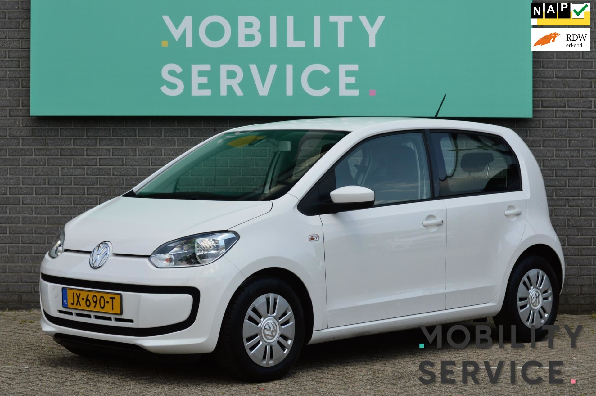 Volkswagen Up occasion - Mobility Service