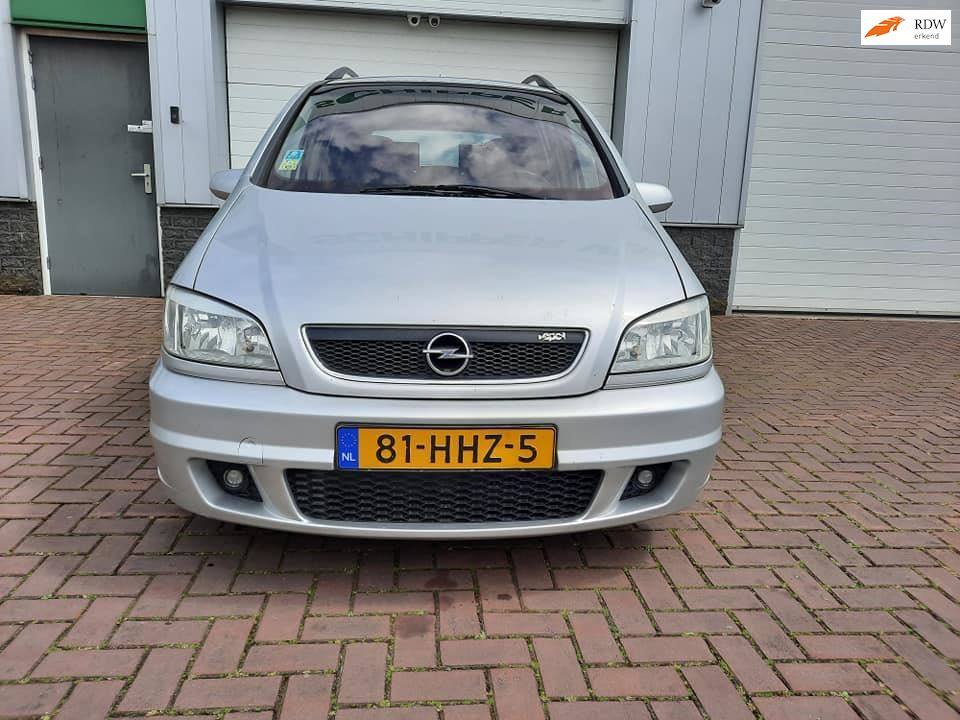 Opel Zafira occasion - Handelsonderneming Schouten