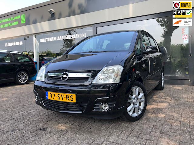 Opel Meriva 1.8-16V Cosmo 1e Eigenaar/Nw Apk/Airco/Lmv