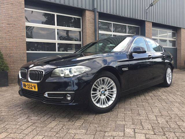 BMW 5-serie 520d Individual Edition Automaat