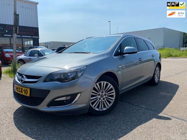 Opel Astra Sports Tourer 1.7 CDTi Design Edition, Nap, Navi