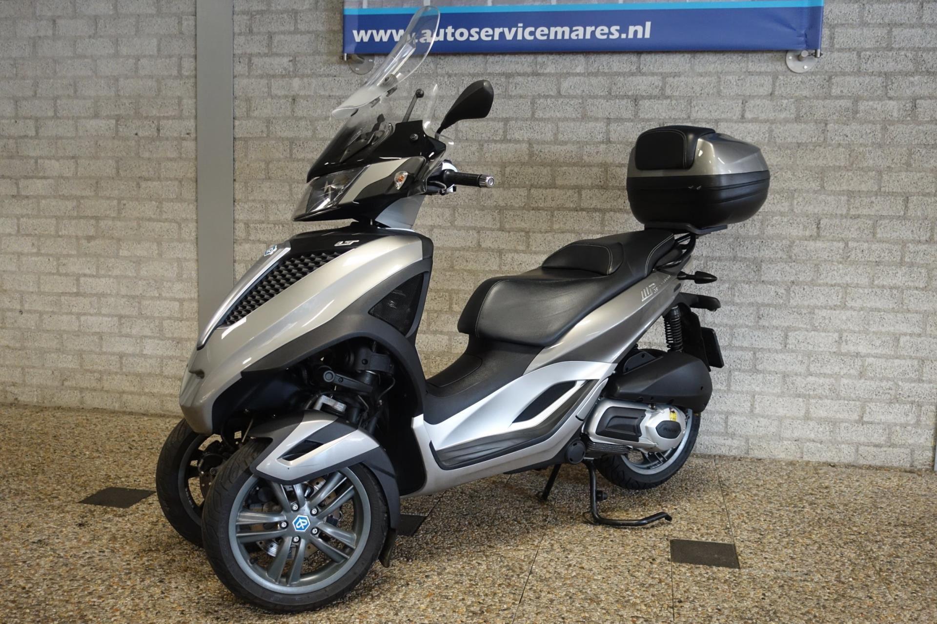 Piaggio Scooter occasion - Autoservice Mares