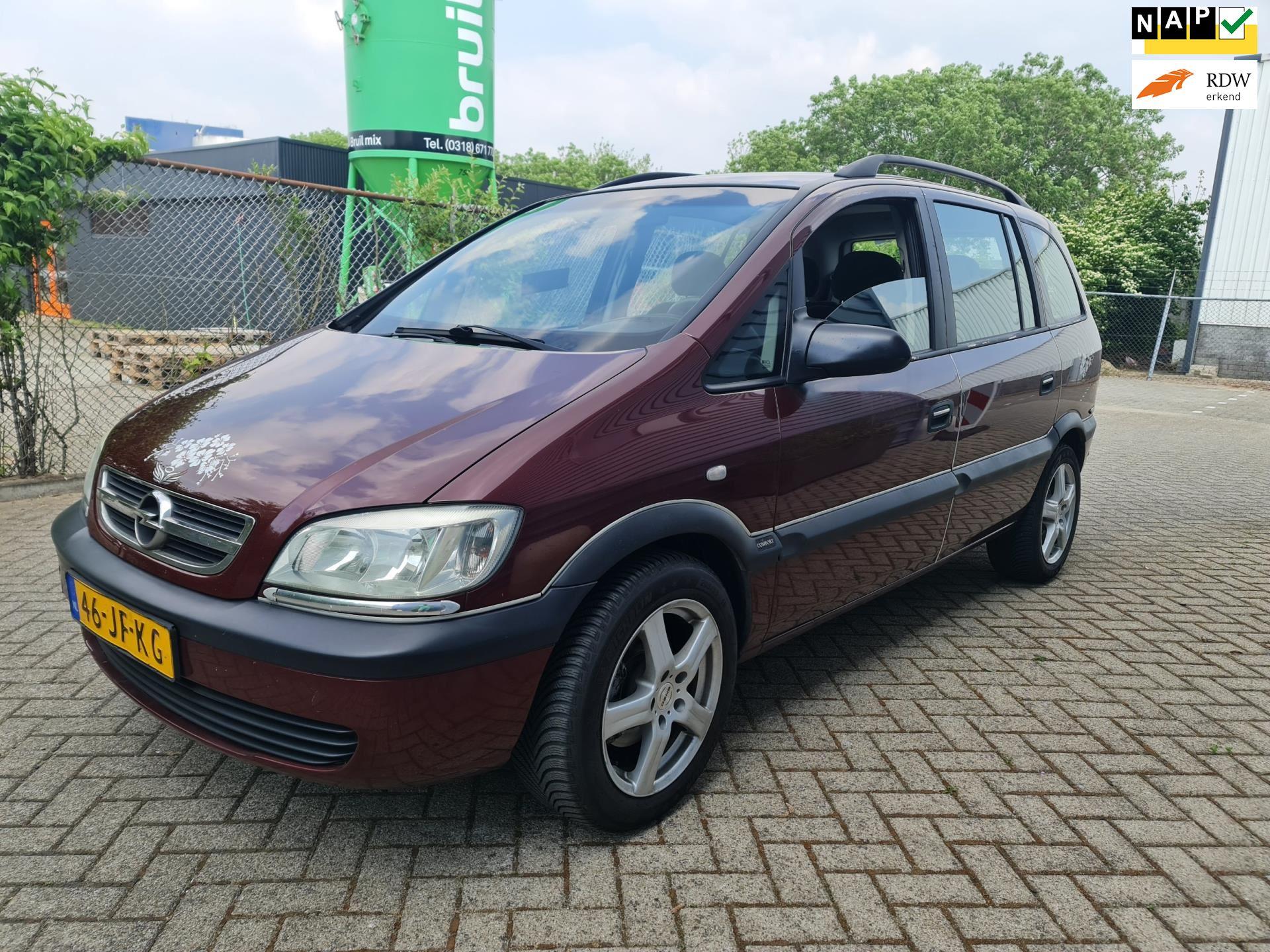 Opel Zafira occasion - A&V Autogroothandel