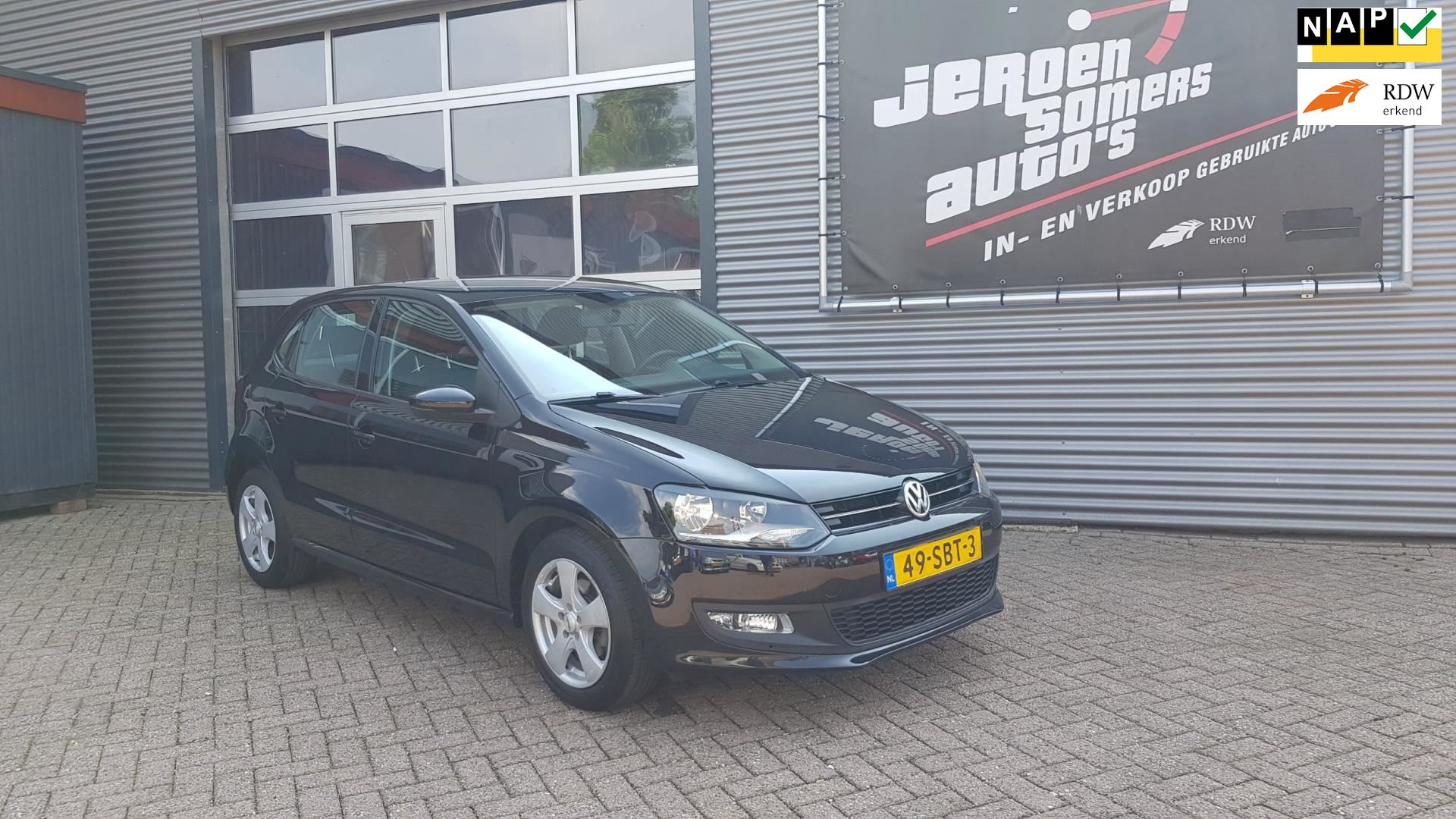 Volkswagen Polo occasion - Jeroen Somers Auto´s