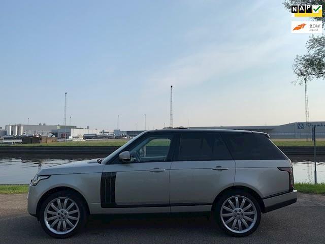 Land Rover Range Rover 3.0 TDV6 Vogue Aut, Pano, Led, Luchtvering