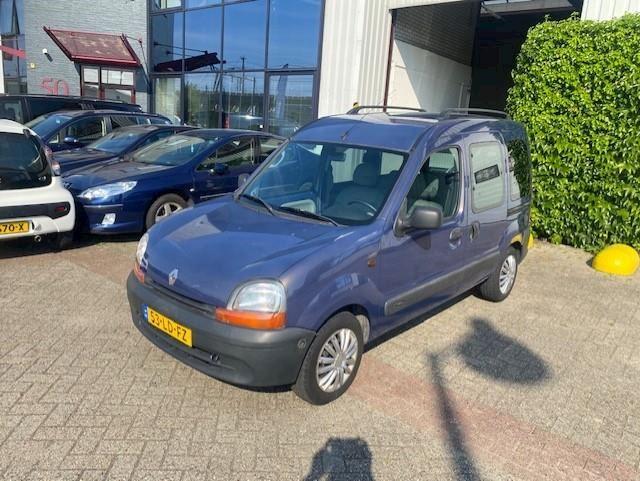 Renault Kangoo 1.6-16V Privilège , Nieuwe APK